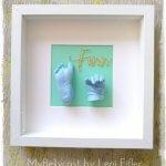 Babyhandabdruck Köln 3D Abdruck Hand und Fuß Gipsabdruck