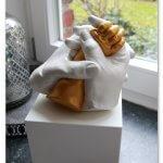 3D-Familienhandabdruck Köln Mybellycast