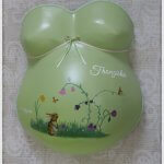 Babybauchabdruck Köln NRW  Bellycast  Mybellycast Gipsabdruck Bauchabdruck Schwangerschaft
