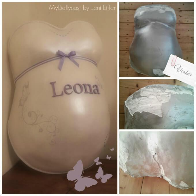 Babybauch von Leona