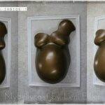 Babybauchabdruck Köln Nrw Gipsabdruck Bauchabdruck bronze