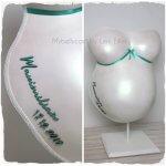 Bauchabdruck Gipsabdruck Babybauchabdruck Schwangerschaftserinneruchng Köln Bonn Gipsbauch